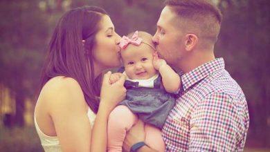 دوست داشتن کودک