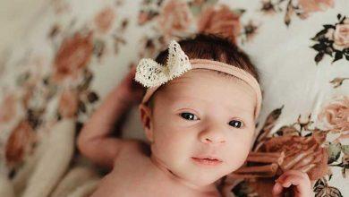نوزاد زیبا
