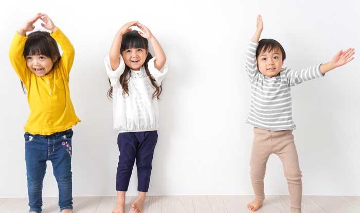 کودکان دو تا پنج سال