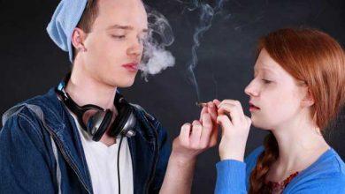 نوجوانان و مواد مخدر